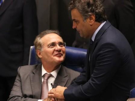 PGR vai analisar se abre inquéritos contra Aécio e Renan