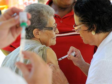 Novas doses de vacina contra H1N1 chegam à Bahia