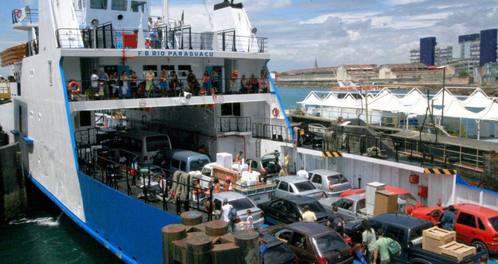 Resultado de imagem para ferry boat salvador