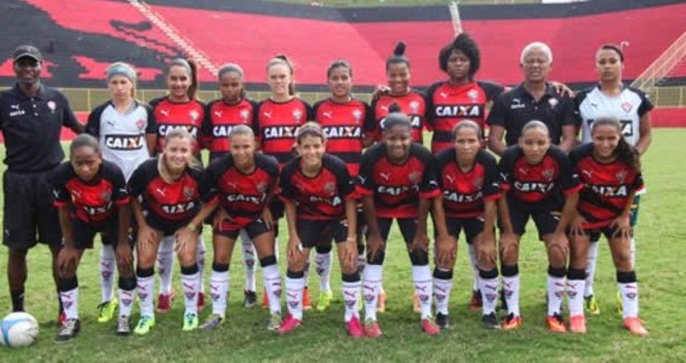 79054678d67eb Vitória e São Francisco representam a Bahia no Brasileirão de futebol  feminino