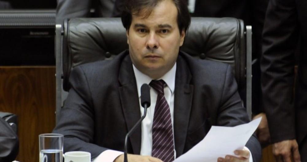 Resultado de imagem para Maia anuncia que privatização da Eletrobras não será votada este ano
