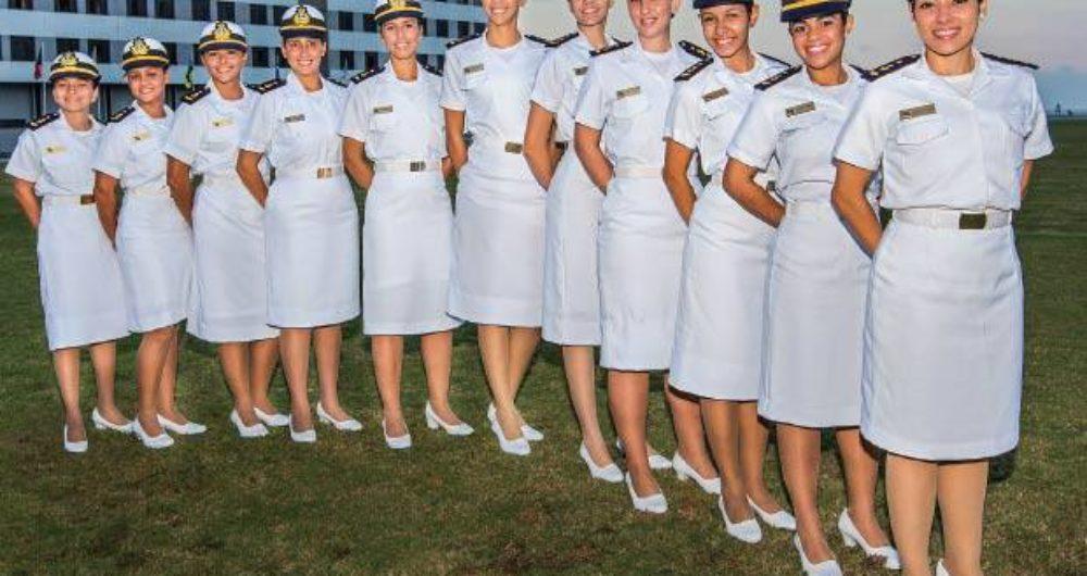 60761e8d82 O projeto que visa ampliar a participação de mulheres em cargos da Marinha  foi aprovado nesta terça-feira (12) pelo Senado.