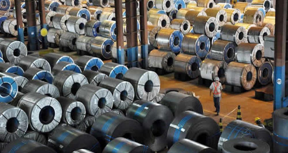 Resultado de imagem para Indústria brasileira do aço