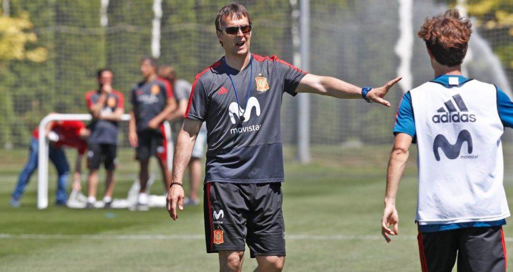 6f2817fd55 Técnico da seleção espanhola é demitido a dois dias da estreia na Copa