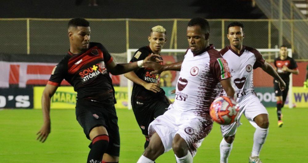 Vitória empata com Jacuipense em 1 a 1 no Barradão - Toda Bahia 0d5b0f6d1281c