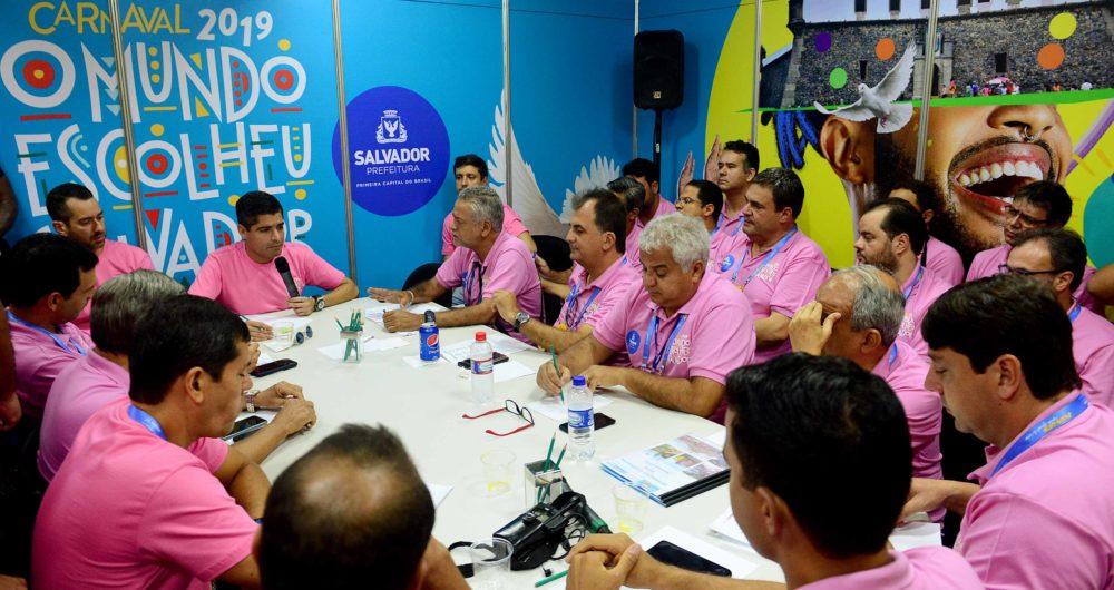 Circuito Osmar : Furdunço promete agitar o circuito osmar nesta sexta feira