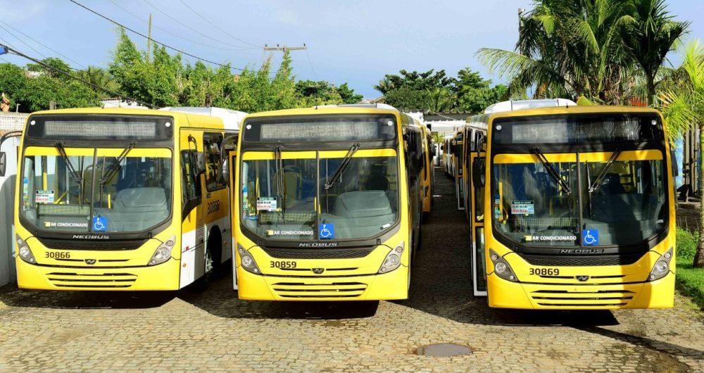 Resultado de imagem para Novos ônibus com ar-condicionado circulam após aprovação de projeto na Câmara
