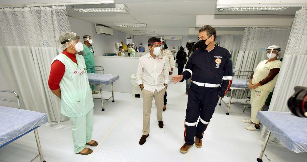Salvador ganha primeira estrutura dedicada a pacientes com ...