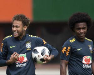 Confira os dias e horários dos jogos do Brasil na Copa