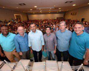Em Barreiras, Zé Ronaldo e ACM Neto apontam caminhos para desenvolvimento da região Oeste