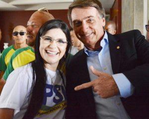 Presidente do PSL confirma que pode ser candidata à Prefeitura de Feira de Santana