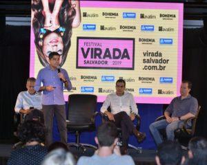 Confira a grade completa do Festival Virada Salvador