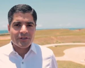 ACM Neto mostra projeto de como ficará o Parque dos Ventos em Salvador