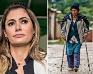 Avó da primeira-dama vive em favela a 40 km do Alvorada e não tem contato com a neta há seis anos