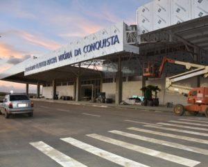 Aeroporto de Conquista vai ser inaugurado duas vezes
