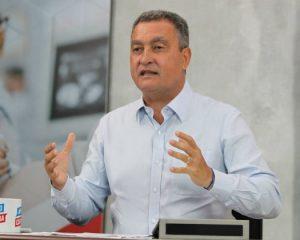 Rui Costa anuncia banca de concurso da PM-BA