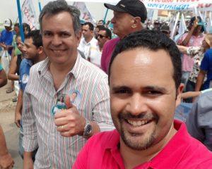 Félix Júnior defende nome de Neto Pinheiro para prefeitura de Brejões