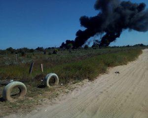 Vídeos: Avião cai ao pousar em resort de Maraú e deixa feridos