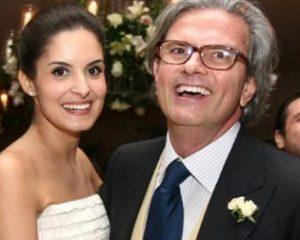 Marcela Elias, nora do decorador Jorge Elias, é uma das vítimas em queda de avião na Bahia