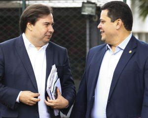 Maia e Alcolumbre confirmam presença na inauguração do Centro de Convenções de Salvador
