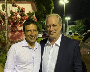 Ciro reforça desejo do PDT por pré-candidatura de Prates e nega aliança com o DEM no Nordeste