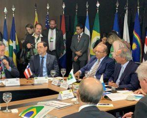 """""""Precisamos esclarecer à população como se dá a formação de preço nos combustíveis"""", diz Rui ao ministro Paulo Guedes"""