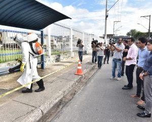 Salvador é incluída em rede global de cidades que compartilha boas práticas no combate à Covid-19