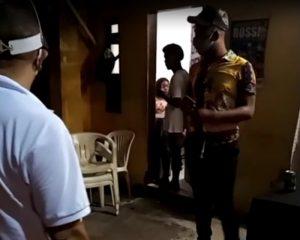 Vídeo: Sedur e Guarda Municipal desativam duas festas na Boca do Rio